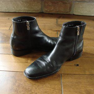 Donald J. Pliner Mens Leather Fashion Boot